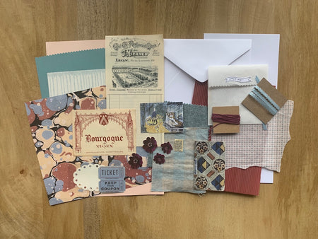 Collage Parcel Pack 24
