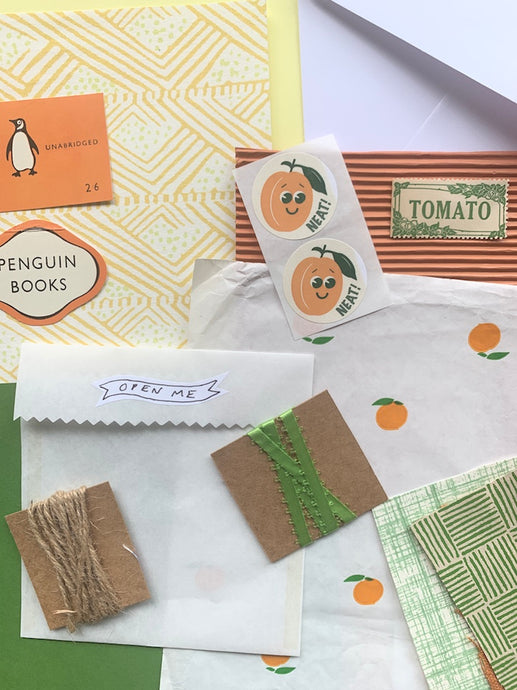 Collage Parcel Pack 25