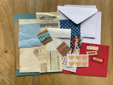 Collage Parcel Pack 27