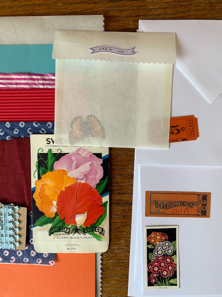 Collage Parcel Pack 2