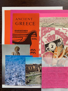 Collage Parcel 3 - A Grecian Odyssey | Collage Parcel Pack | Partnership Editions