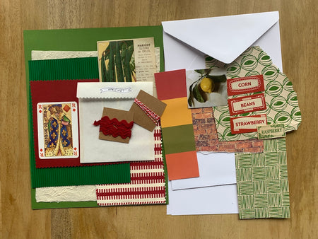 Collage Parcel Pack 30