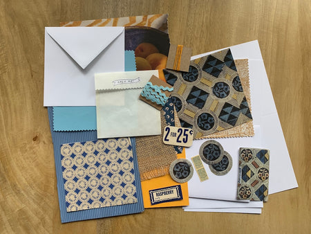 Collage Parcel Pack 31