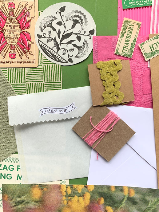Collage Parcel Pack 32