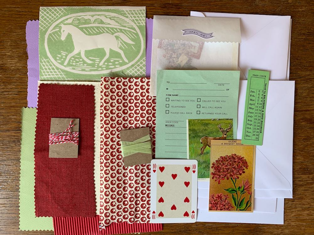 Collage Parcel Pack 3