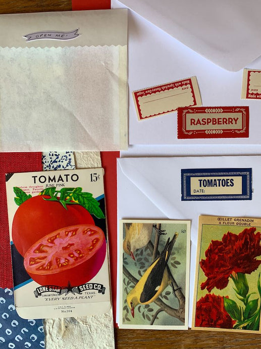 Collage Parcel Pack 4