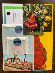 Collage Parcel | Partnership Editions