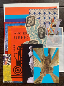 Collage Parcel 6 - A Grecian Odyssey | Ruby Kean | Partnership Editions