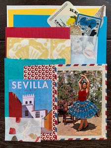 Collage Parcel 6 - After The Siesta | Ruby Kean | Partnership Editions