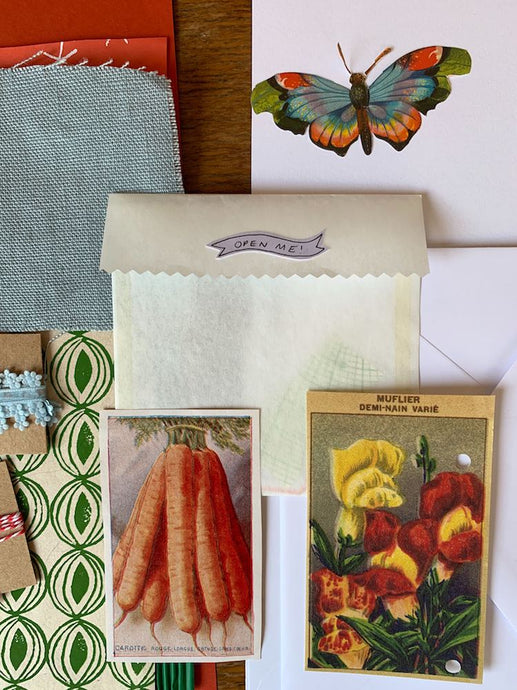 Collage Parcel Pack 6