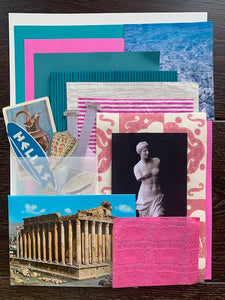 Copy of Collage Parcel 7 - A Grecian Odyssey | Ruby Kean | Partnership Editions