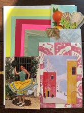 Load image into Gallery viewer, Collage Parcel 7 - After The Siesta | Ruby Kean | Partnership Editions