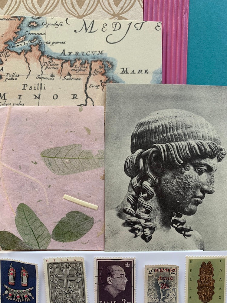 A Grecian Odyssey | Parcel Pack