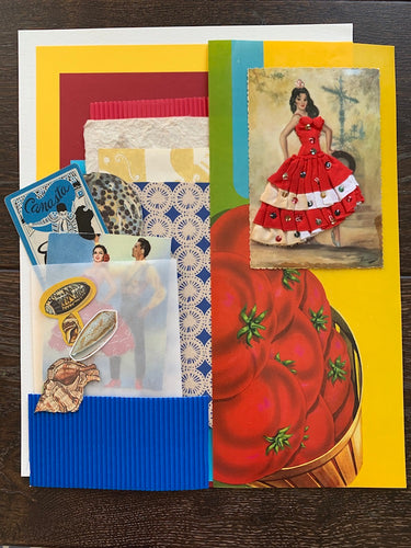 Collage Parcel 8 - After The Siesta | Ruby Kean | Partnership Editions