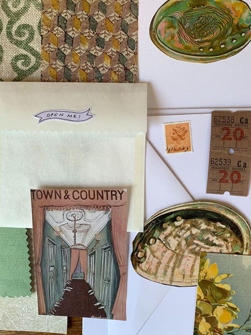 Collage Parcel Pack 9