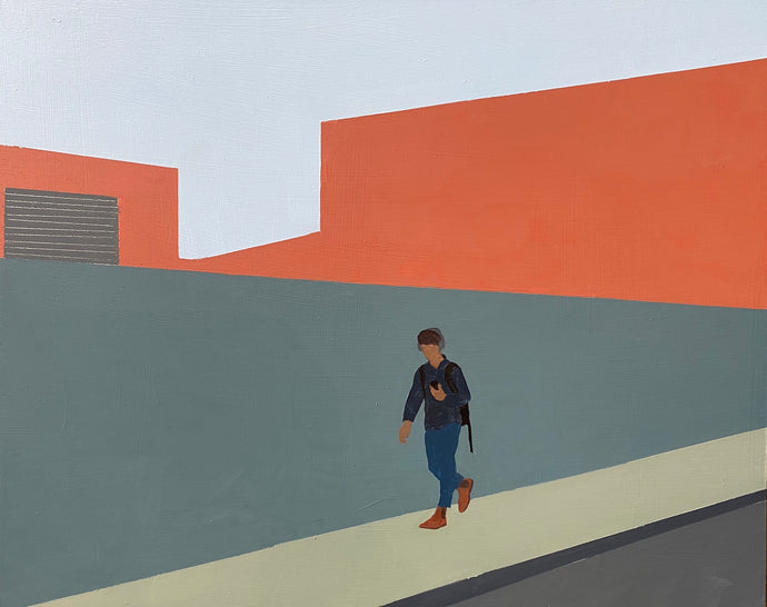 Pavement #1 | Christabel Blackburn | Original Artwork | Partnership Editions