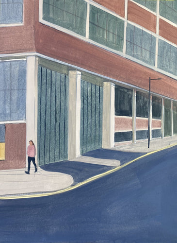 Pavement #17 | Christabel Blackburn | Original Artwork | Partnership Editions1