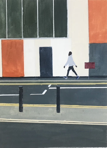 Pavement #7 | Christabel Blackburn | Original Artwork | Partnership Editions