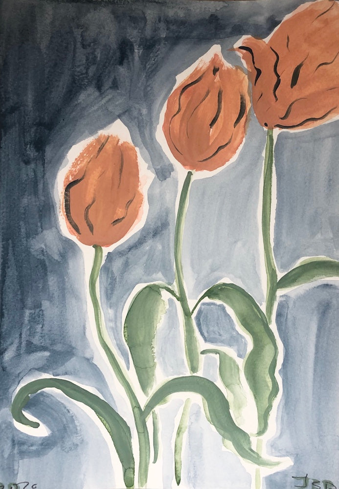 Pink Tulips | Julianna Byrne | Partnership Editions