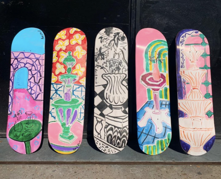 Rose Electra Harris Deck V