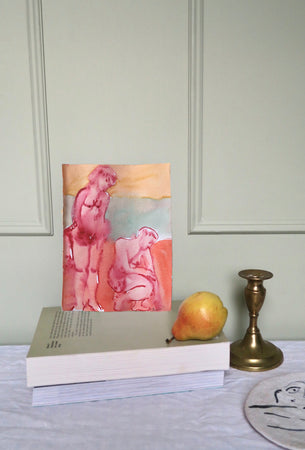 Watercolour on Paper | Partnership Editions