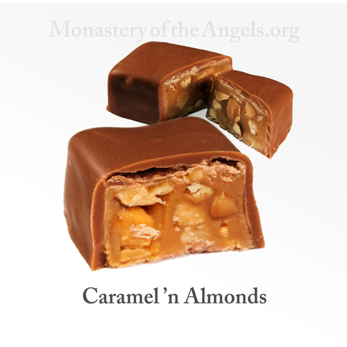 Caramels 'n Almonds