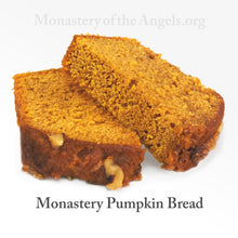 Load image into Gallery viewer, Monastery Pumpkin Bread