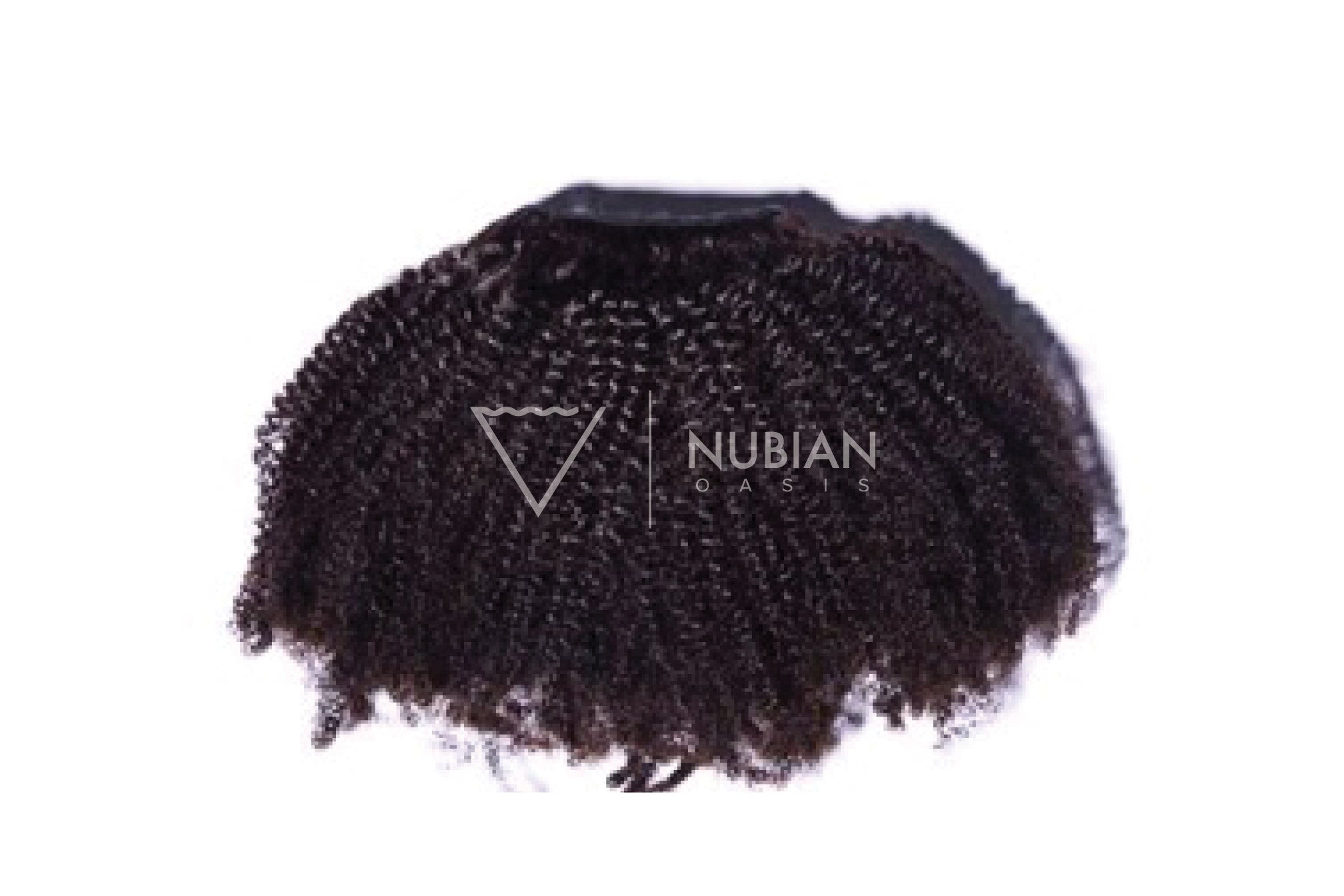 Crown Curls Afro Kinky Wavy Hair Extensions Miami Nubian Hair