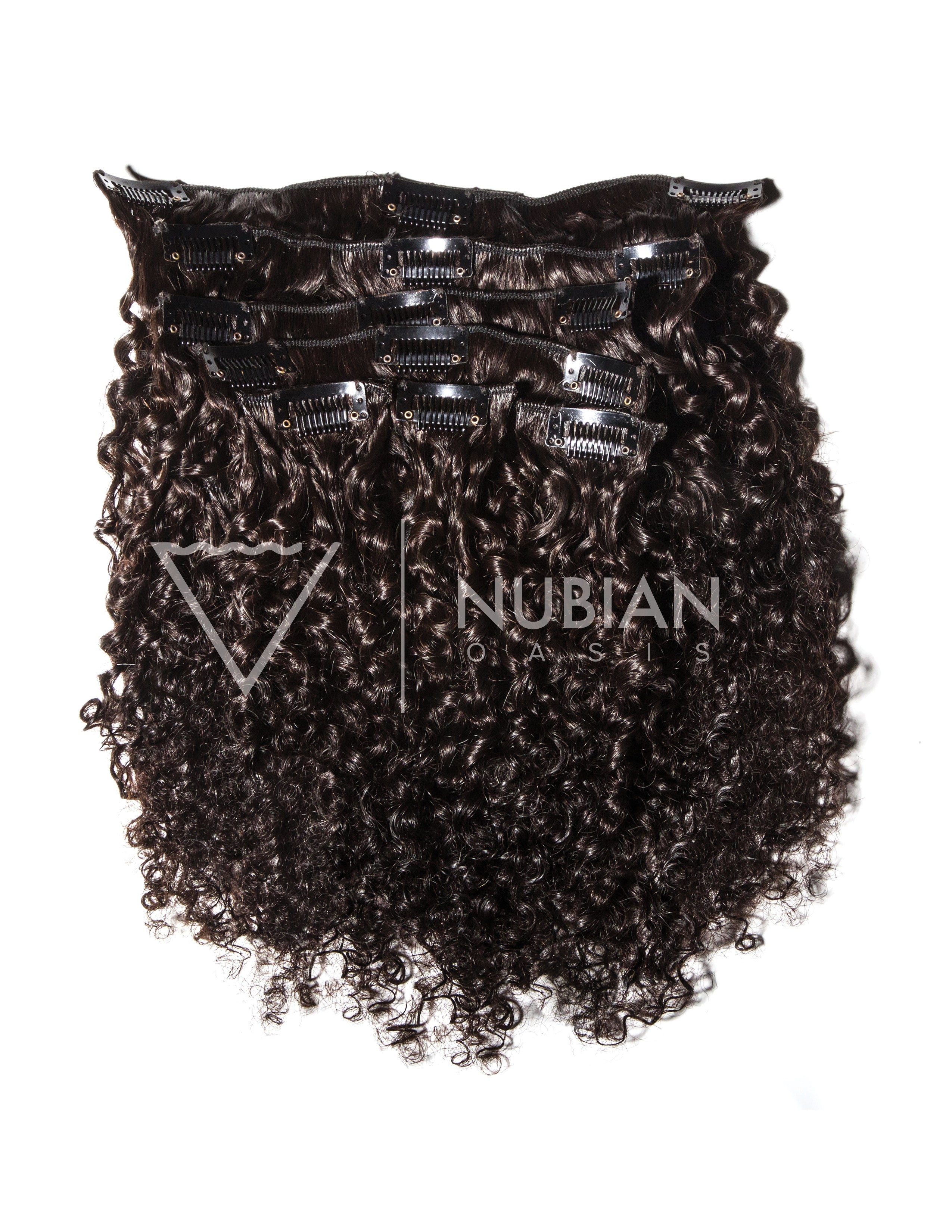 Empress Curls Clip Ins Wavy Hair Extensions Miami Nubian Hair Oasis