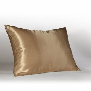 Nubian Hair Satin Pillowcase With Zipper