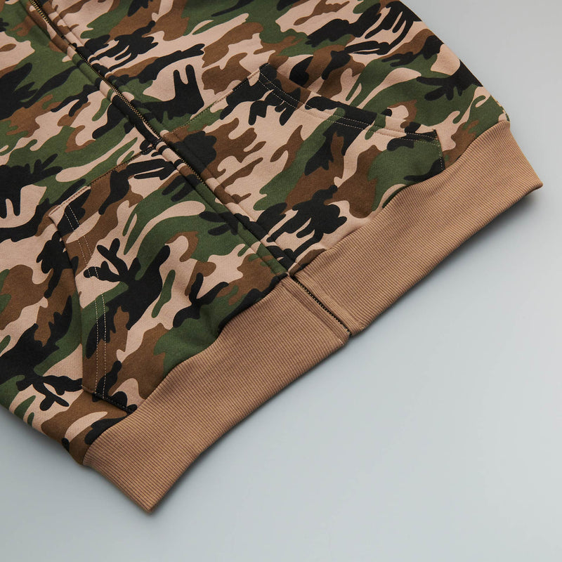 Haydn Camo Jacket TwoSet Apparel Musician Wear