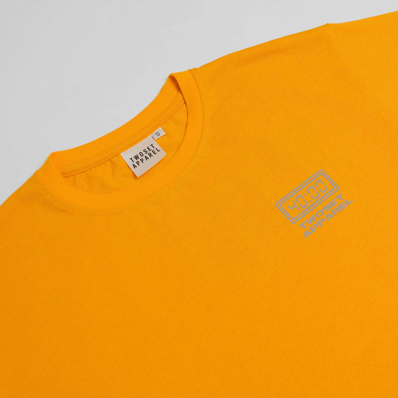 Reflective Practice Shirt Neon Orange Musician Wear