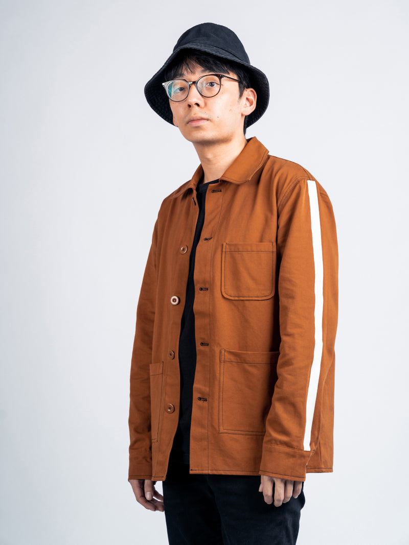 Camel brown shirt practice musician clothing