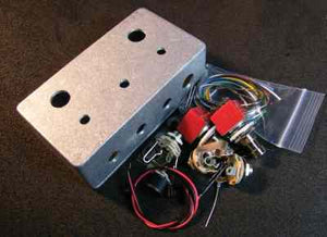 A/B/Y SWITCH BOX COMPLETE KIT