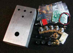 COLORSOUND™ TONEBENDER™, 3 KNOB REPLICA COMPLETE KIT