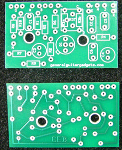 BRIAN MAY™ TREBLE BOOSTER REPLICA RTS PCB