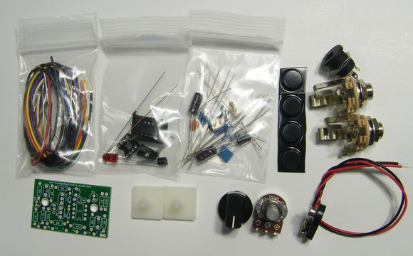 HEAD PHONE AMP COMPLETE KIT