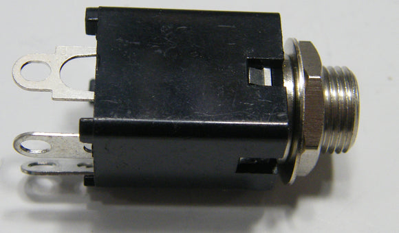 SWITCHCRAFT 12A NORMALLY-CLOSED PLASTIC JACK