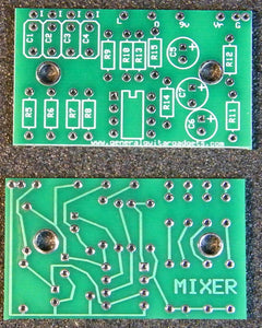 MINI MIXER RTS PCB