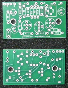 COLORSOUND™ TONEBENDER™ MARK II PROFESSIONAL REPLICA RTS PCB