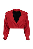 Red Torero Blazer