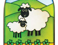 Irish Sheep Gothic Panel