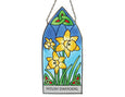 Welsh Daffodil Gothic Panel
