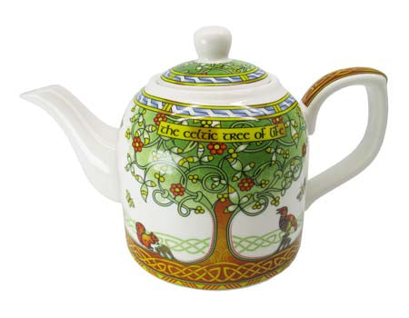 Tree of Life Teapot