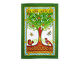 Tree of Life Pot Holder & Tea Towel