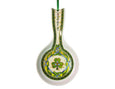 Irish Shamrock Spoon Rest