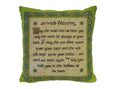 Irish Blessing Cushion Cover Large