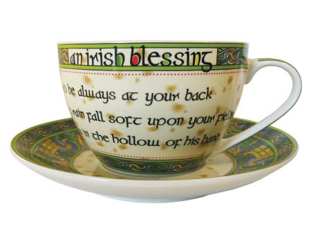 Blessing Cup & Saucer