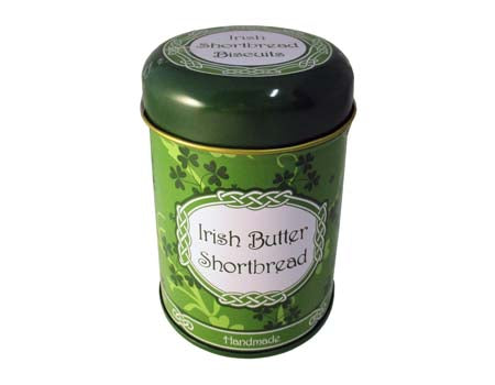 Irish Butter Shortbread Tin