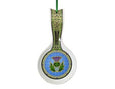 Scottish Thistle Spoon Rest Celtic Window
